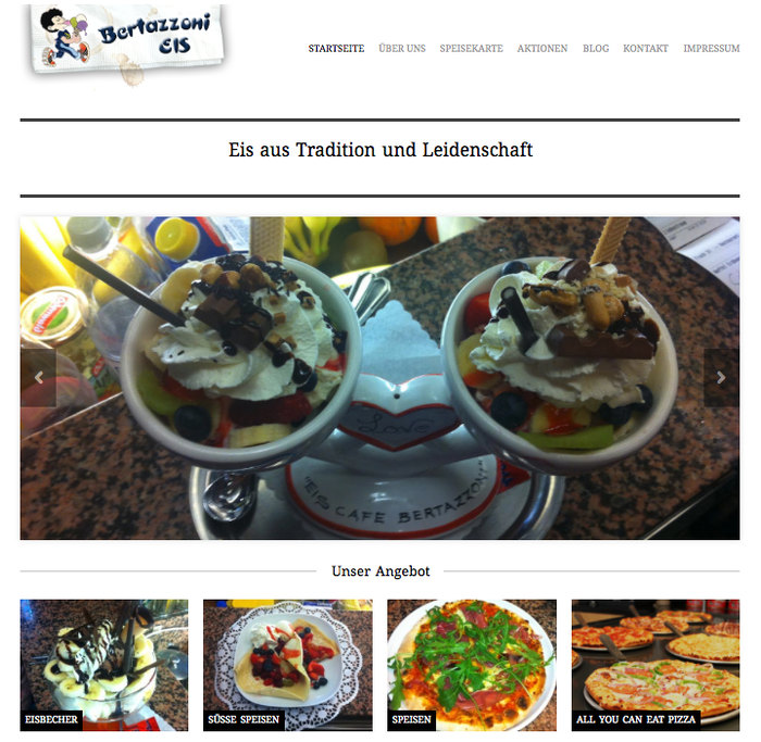 Bertazzoni-Eis-Screenshot