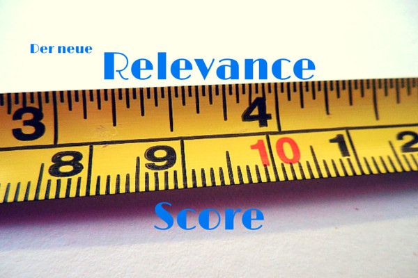 Relevance Score Facebook
