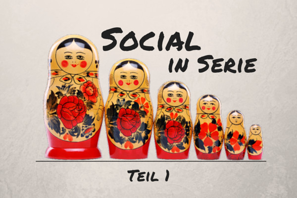 Social Strategie Serie 1