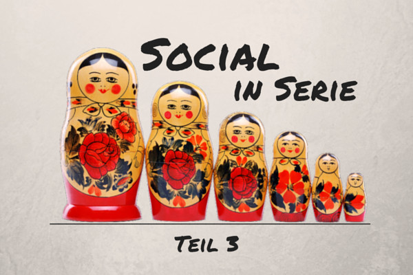 Social Strategie Serie 3