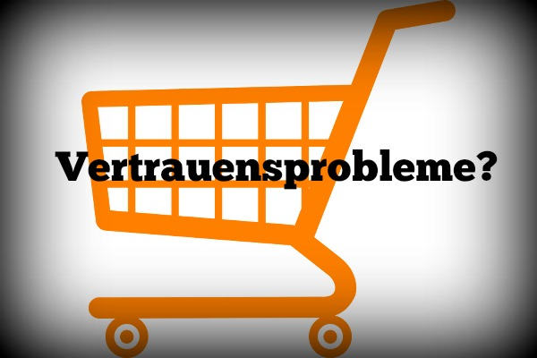 Vertrauensprobleme-Online-Shop