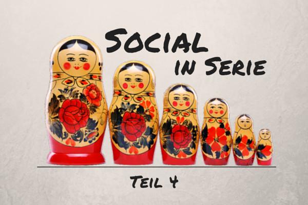 Social Strategie Serie 4